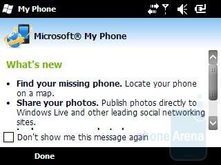Microsoft MyPhone - Samsung Intrepid i350 Review