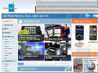 Samsung Intrepid i350 ships the latest version of Internet Explorer - Samsung Intrepid i350 Review