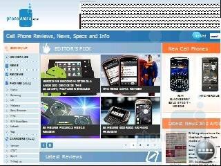 Samsung Intrepid i350 ships the latest version of Internet Explorer - Samsung Intrepid i350 Review