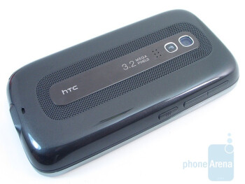 The back - HTC Tilt 2 Review