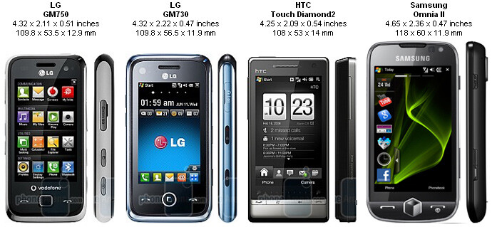 LG GM750 Preview