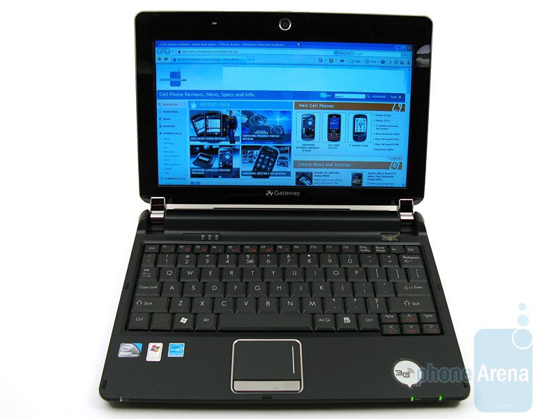 We find the Gateway LT2016U plenty fastfor most web browsing and email use - Gateway LT2016U Netbook Review