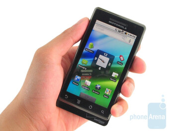 Motorola DROID Review
