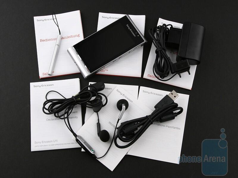 Sony Ericsson Satio (Idou) - Full phone specifications