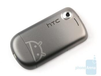 The HTC Tattoo hosts a 3.2-megapixel camera - HTC Tattoo Review