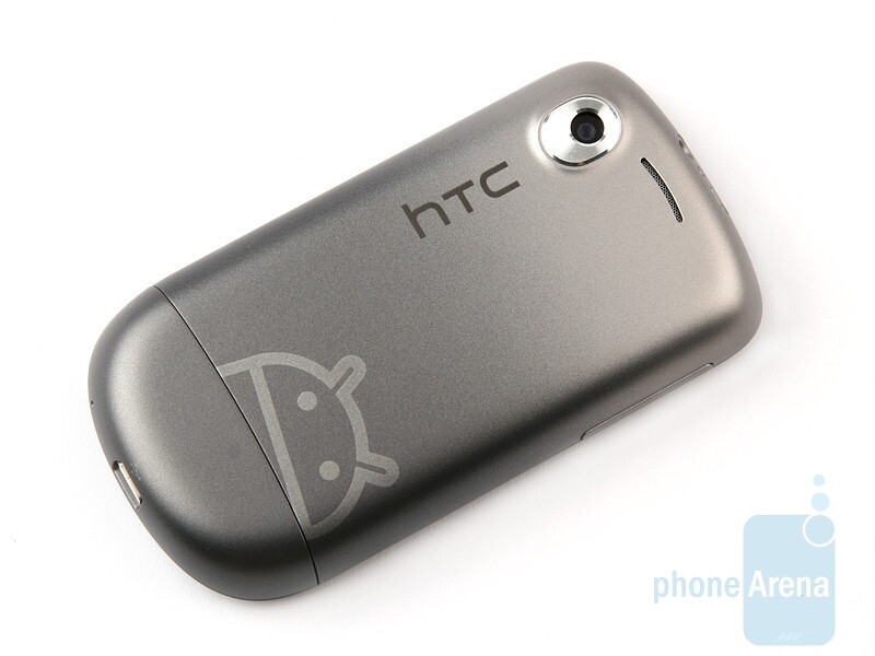 The HTC Tattoo hosts a 3.2-megapixel camera - HTC Tattoo Review