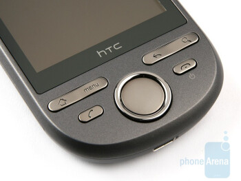 The D-pad - HTC Tattoo Review