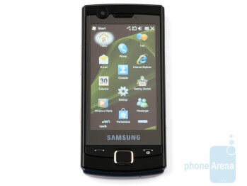 Samsung OmniaLITE B7300 Review