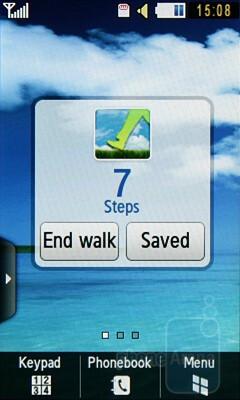 Eco Walk - Samsung Blue Earth S7550 Review