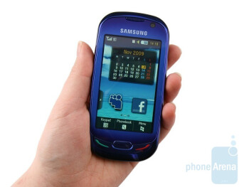 Samsung Blue Earth S7550 Review