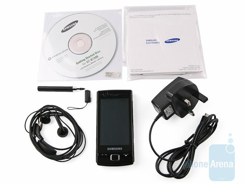 Samsung OmniaLITE B7300 Review