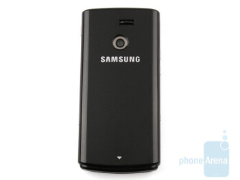 The overall design of the Samsung OmniaLITE B7300 shows utmost attention to detail - Samsung OmniaLITE B7300 Review