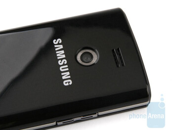 The camera of the Samsung OmniaLITE B7300 - Samsung OmniaLITE B7300 Review