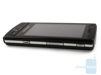 Right - Samsung OmniaLITE B7300 Review