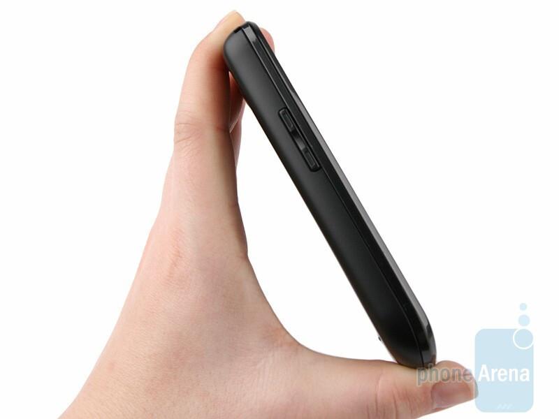The Samsung Galaxy Spica i5700 is pretty similar to the original Galaxy - Samsung Galaxy Spica i5700 Review