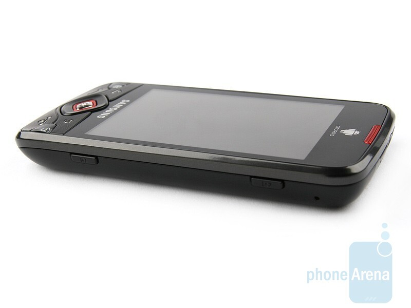 Right side - Samsung Galaxy Spica i5700 Review