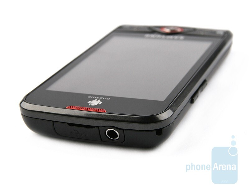 Top - Samsung Galaxy Spica i5700 Review