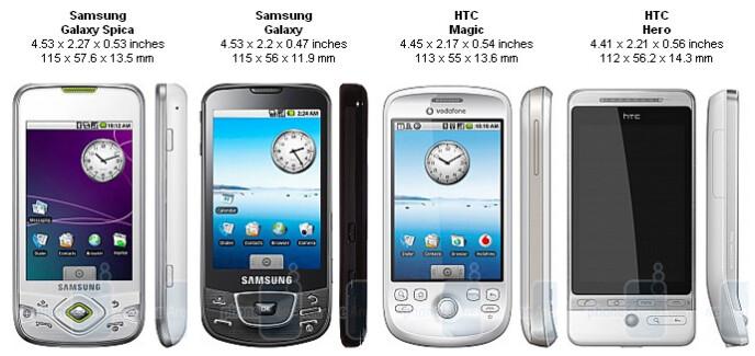 Samsung Galaxy Spica i5700 Review