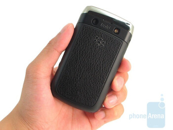 The RIM BlackBerry Bold 9700 is a typical BlackBerry handset - RIM BlackBerry Bold 9700 Review