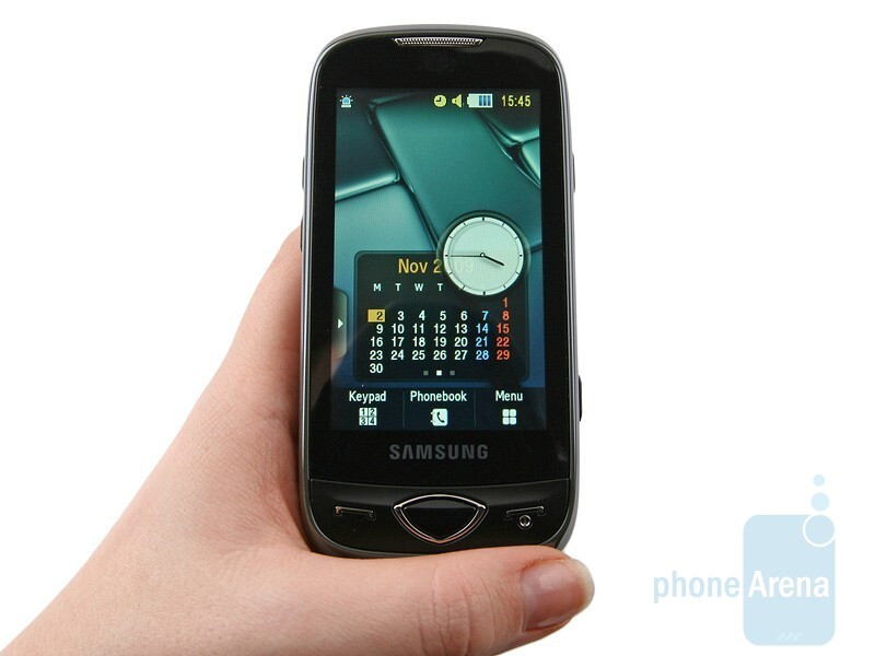 The Samsung S5560 looks well and comes with proper build quality - Samsung S5560 Review