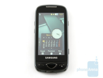 Samsung S5560 Review