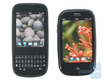 The Pixi has smaller display than the Pre but it`s plenty bright and usable - Palm Pixi Review