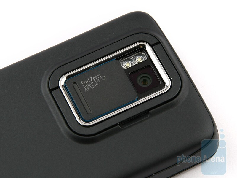 The camera - Nokia N900 Review