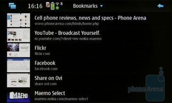 Internet browsing is what the Nokia N900 excels in - Nokia N900 Review