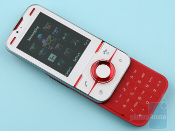 Sony Ericsson Yari Review