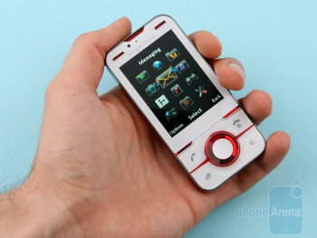 The Sony Ericsson Yari has a nice youthful design - Sony Ericsson Yari Review