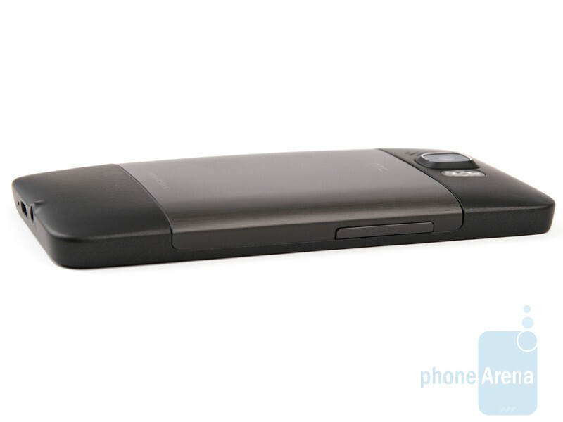 All physical buttons of the HTC HD2 are distinctly felt when pressed - HTC HD2 Review