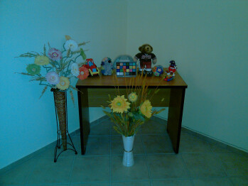 Low light - Indoor samples with flash set to auto - HTC HD2 Review