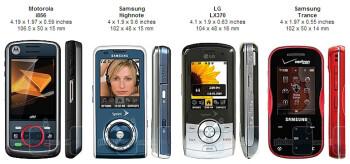 Motorola Debut i856 Review