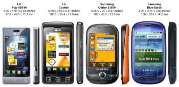 LG Pop GD510 Preview