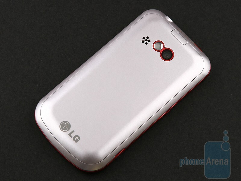 LG GW300 has a youthful design - LG GW300 Review