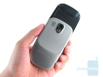 The Samsung Flight A797 gives off a solid feel all around - Samsung Flight A797 Review