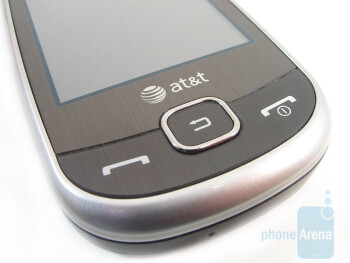 Buttons below the screen - Buttons on the sides - Samsung Flight A797 Review