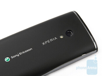 Camera - Sony Ericsson Xperia X10 Preview