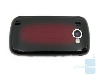 Back - Samsung Omnia II i920 review