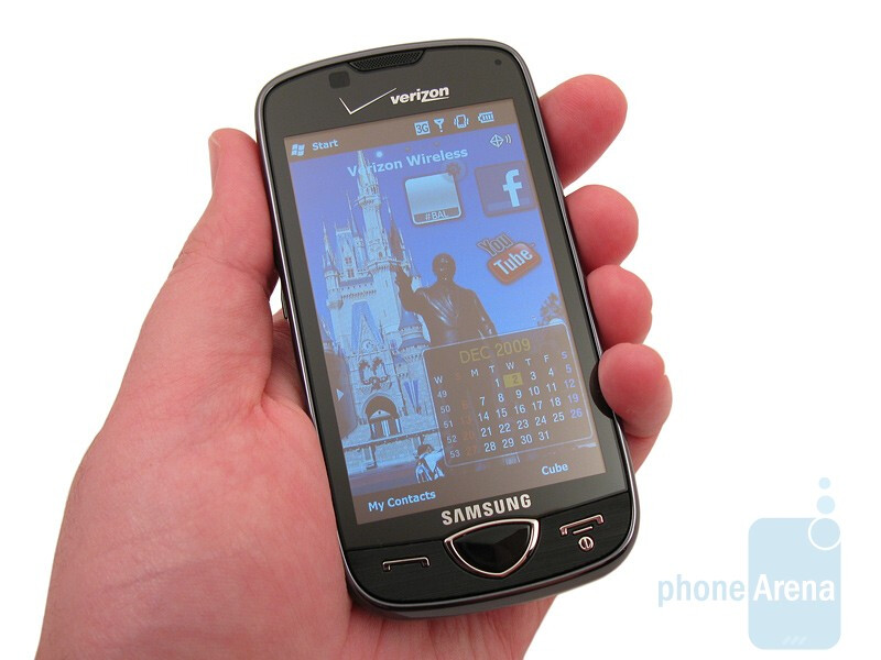 samsung omnia ii i920 review rh phonearena com Samsung Omnia 2 Review Omnia 2 Software