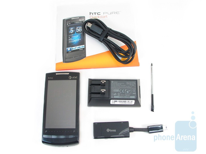 HTC Pure Review