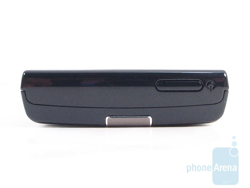 The sides of the HTC Pure - HTC Pure Review