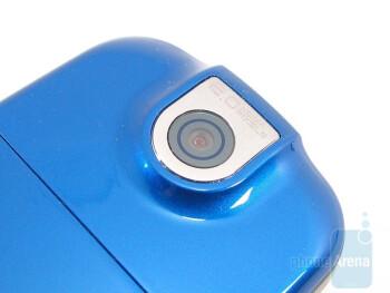 Camera - Pantech Impact P7000 Review