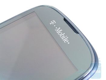 """T-Mobile Tap has a 2.8"""" resistive LCD screen - T-Mobile Tap Review"""