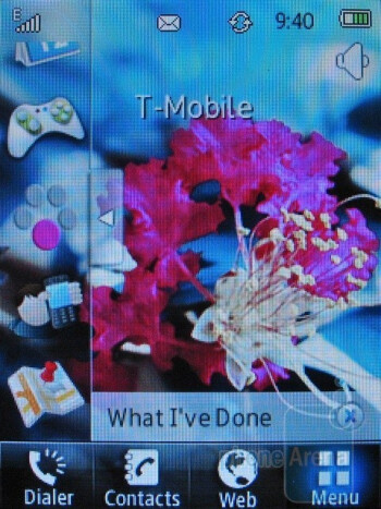 Music player - T-Mobile Tap Review