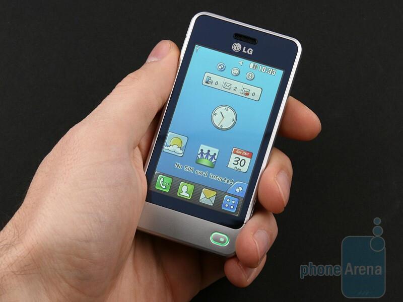 The LG Pop GD510 shows exemplary craftsmanship - LG Pop GD510 Review