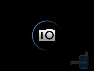 The camera interface - HP iPAQ Glisten Review