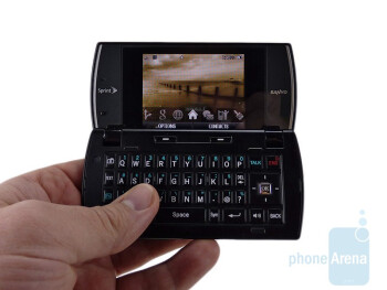 Sanyo Incognito SCP-6760 sports a touch-sensitive keypad - Sanyo Incognito SCP-6760 Review
