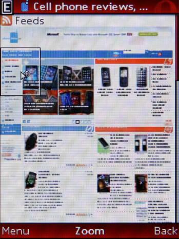 Opera Mini - Nokia X3 Review