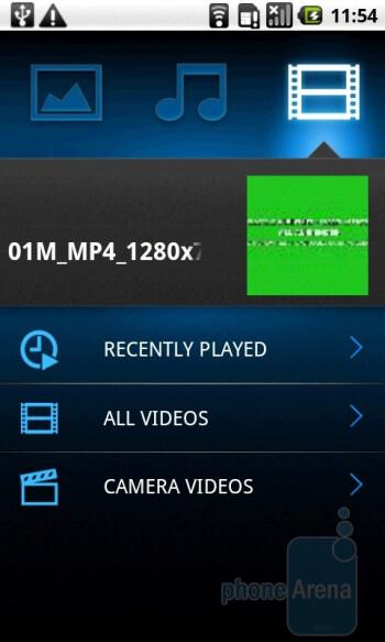 nemoPlayer - Acer Liquid A1 Review